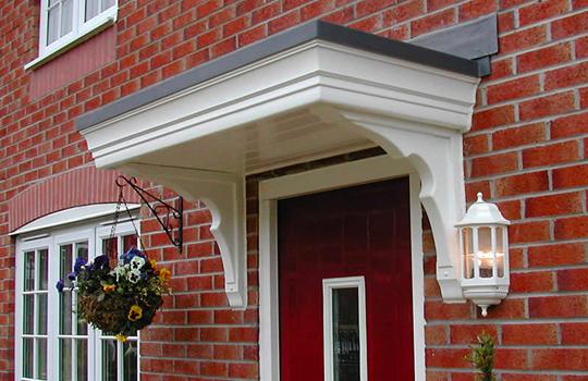 Door Canopies The Home Design Group Belfast Northern