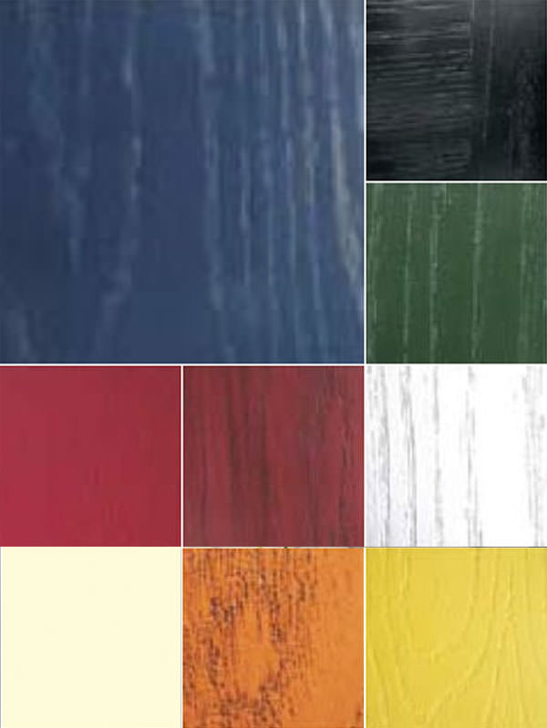 composite door colour scheme