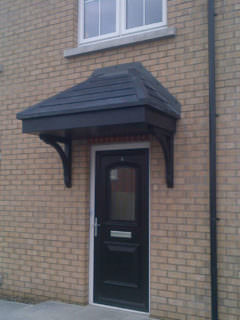 Door Canopies - The Home Design Group | Belfast Northern Ireland : door canopies edinburgh - pezcame.com