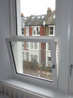 Tilt and Turn windows feature
