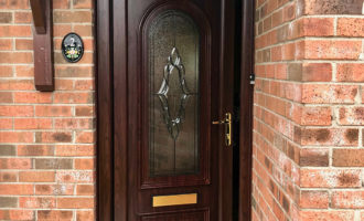 Customer Showcase Composite Door
