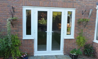 French Doors at The Home Design Group